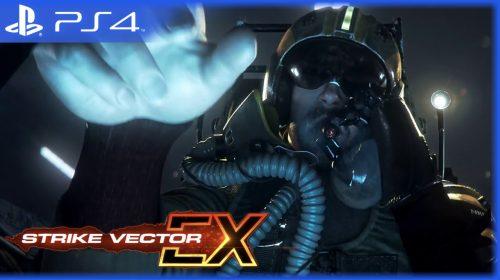 Strike Vector Ex recebe data lançamento em trailer alucinante