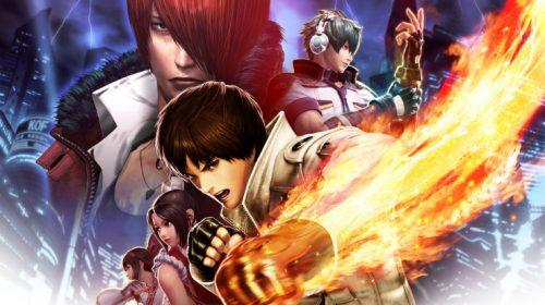 The King of Fighters XIV recebe novidades; nova DEMO disponível