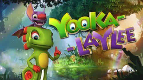 A colorida e divertida gameplay de Yooka-Laylee