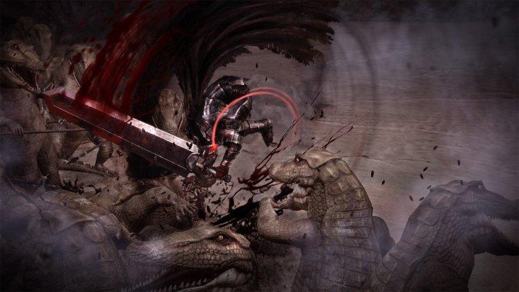 Berserk Musou: novas imagens revelam novo personagem jogável 4