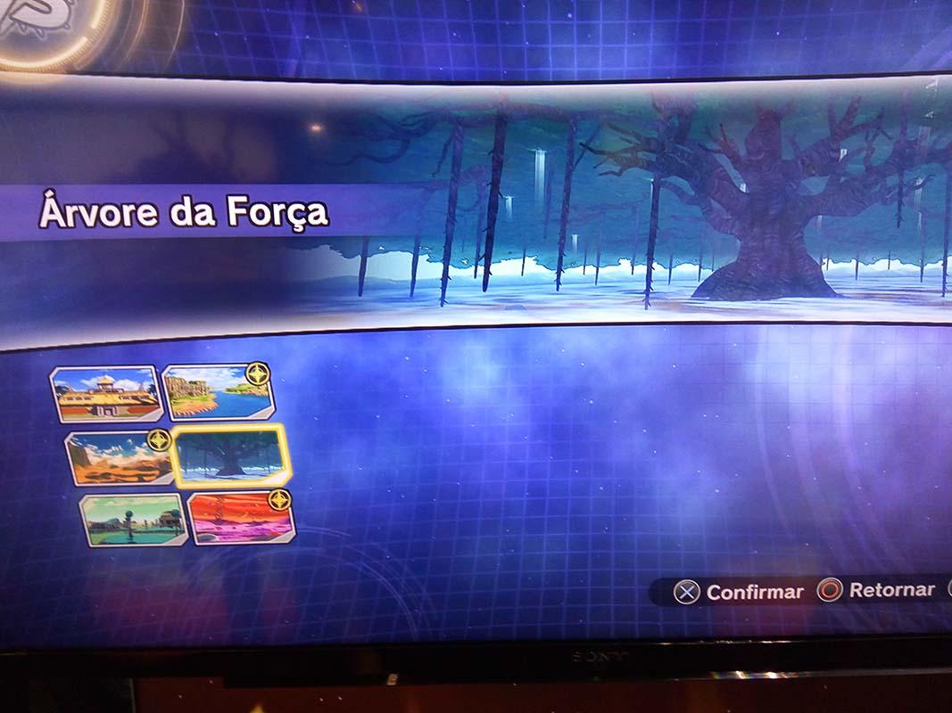 Dragon Ball Xenoverse 2 Demo estagios
