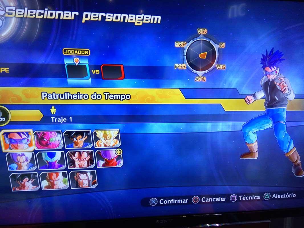Dragon Ball Xenoverse 2 Demo