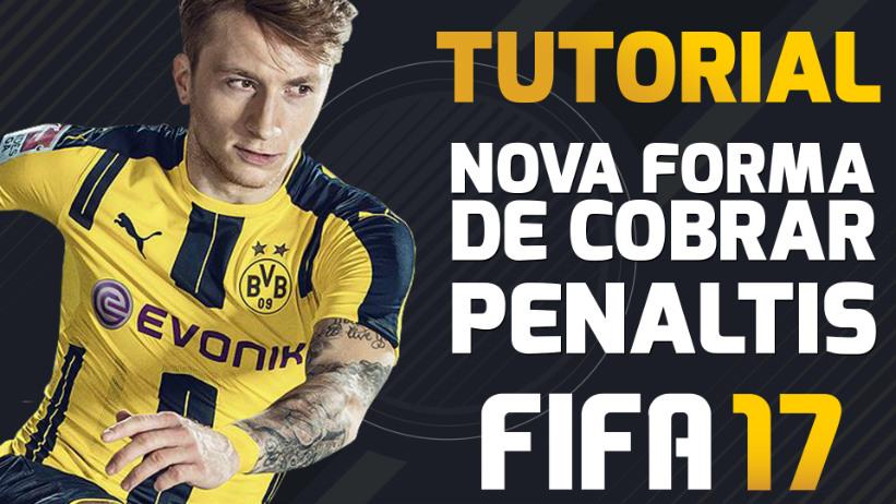 [Tutorial] Aprenda a bater penaltis no FIFA 17