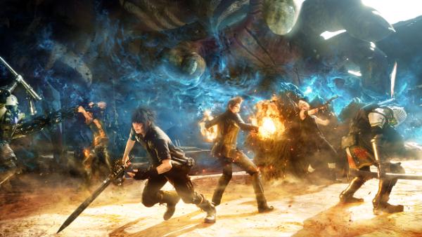 Brotherhood Final Fantasy XV  Wikipedia