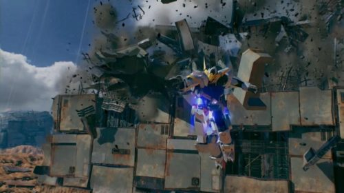 Bandai Namco anuncia Gundam Versus para o PS4