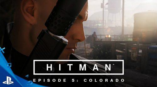 Hitman Episódio 5: Colorado já está disponível; confira o trailer