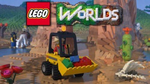 Testamos na BGS – Lego Worlds