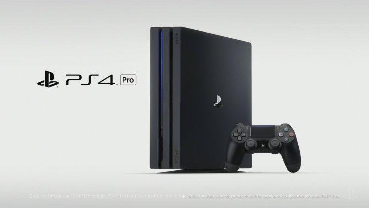 Sony anuncia o PlayStation 4 Pro; conheça 3