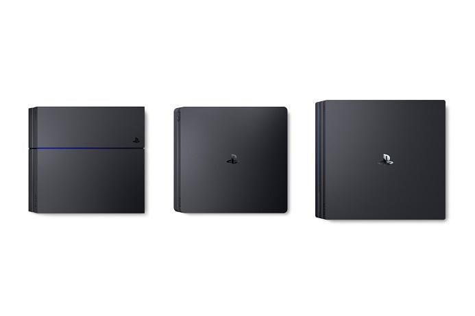 Compare as versões: PlayStation 4 padrão, Slim e Pro