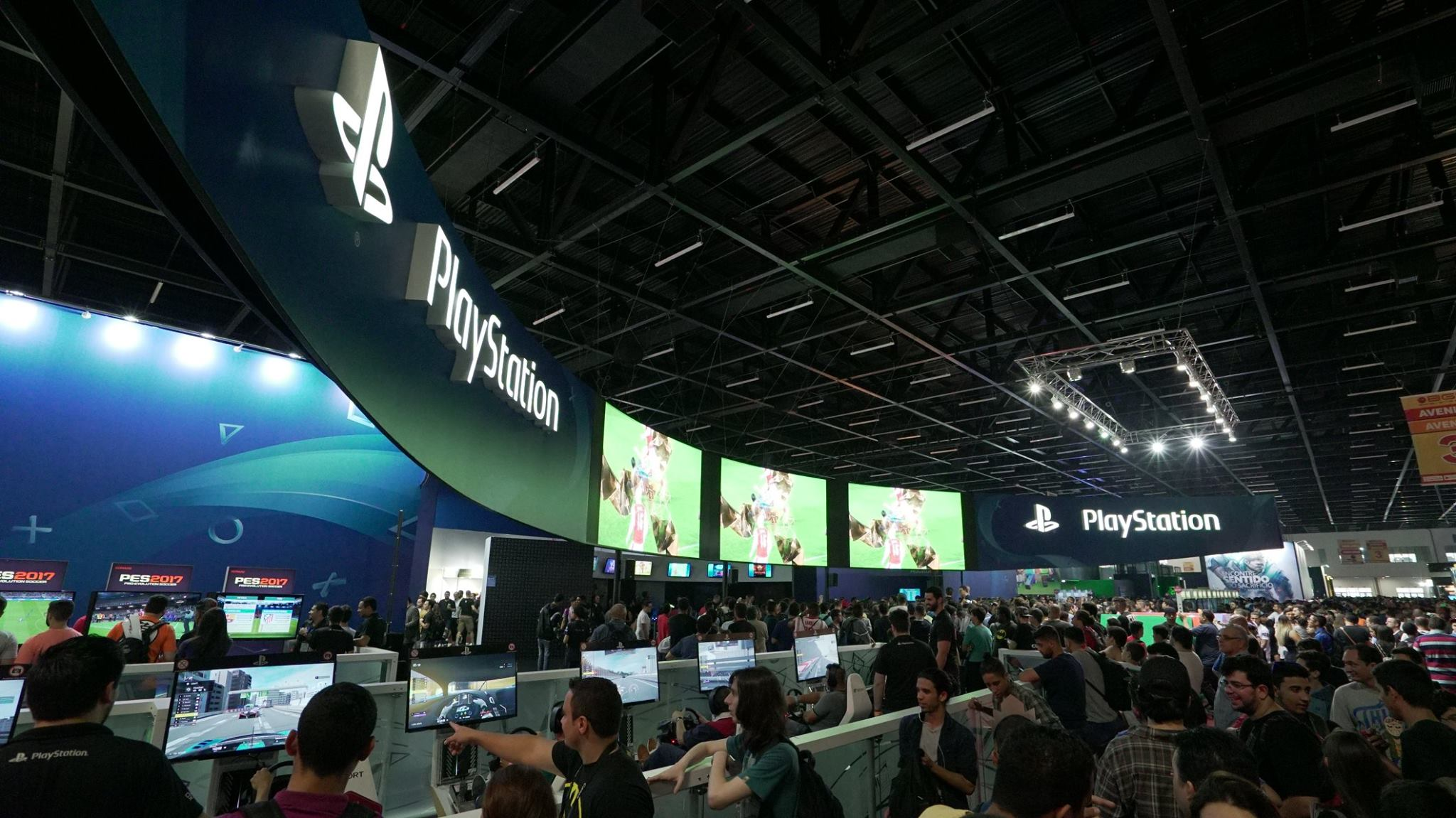 PlayStation BGS 2016