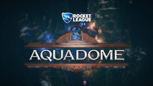 Rocket League vai para o fundo do mar em outubro com AquaDome