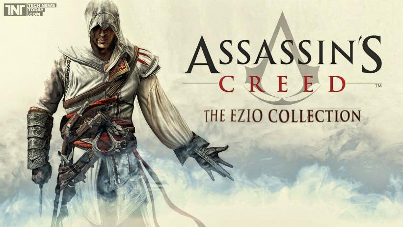 Assassin's Creed: The Ezio Collection é anunciada; confira trailer