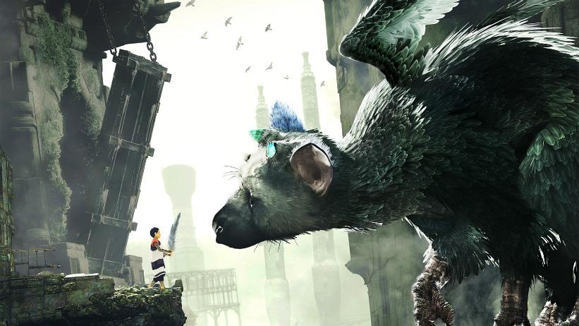 The Last Guardian: assista a 30 minutos de gameplay