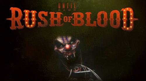 Confira novo trailer com gameplay de Until Dawn: Rush of Blood