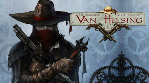 The Incredible Adventures of Van Helsing chegará ao PS4