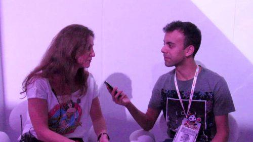 Entrevista com Alessandra Aguiar, marketing da Warner Games