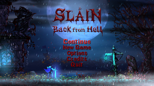 Slain: Back From Hell chega ao PlayStation 4 com desconto