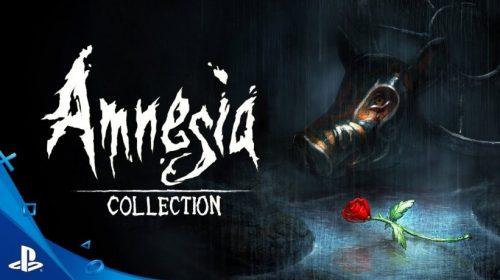 Amnesia: Collection está chegando ao PlayStation 4