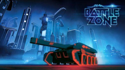 Gameplay Battlezone, um dos melhores jogos para o PS VR