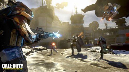 Novos detalhes sobre o beta de CoD: Infinite Warfare