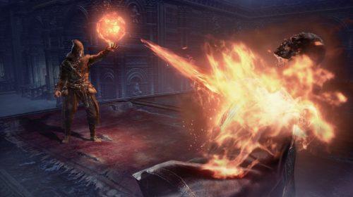 Confira lindas imagens em 4K de Dark Souls 3: Ashes Of Ariandel