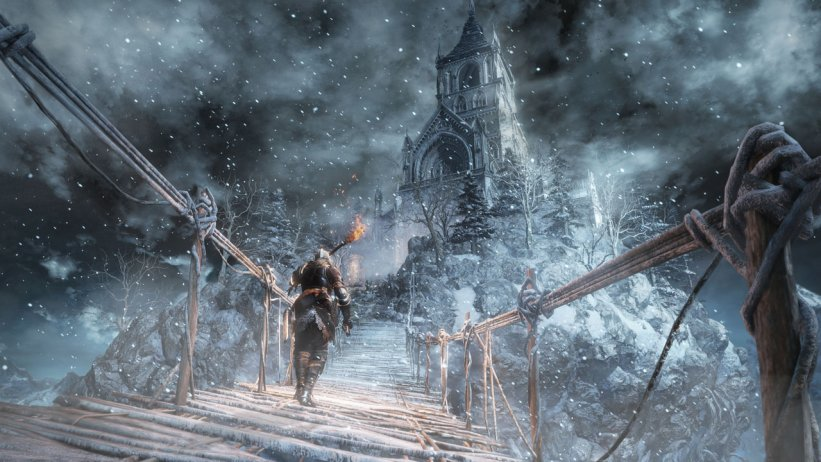 Assista ao trailer definitivo de Dark Souls 3:  Ashes Of Ariandel