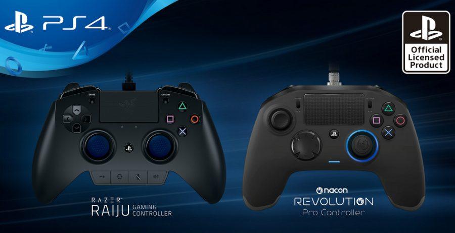 Em parceria com Razer e Nacon, Sony anuncia novos controles