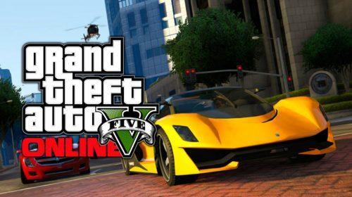 Rockstar está punindo trapaceiros em GTA V Online