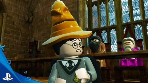 LEGO Harry Potter Collection recebe trailer de lançamento; veja
