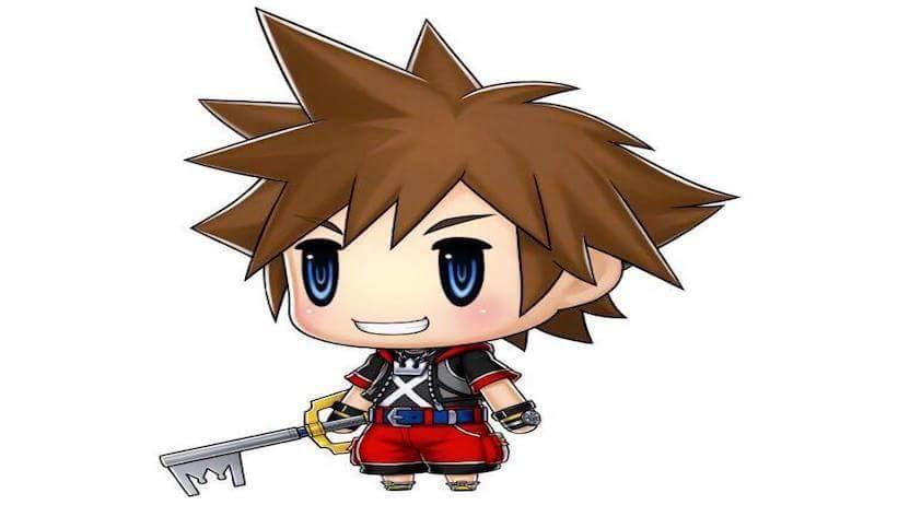 Sora anunciado como DLC gratuito de World Of Final Fantasy