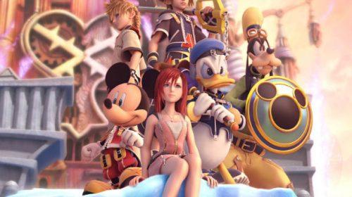 Square Enix anuncia Kingdom Hearts 1.5 e 2.5 ReMIX para PS4