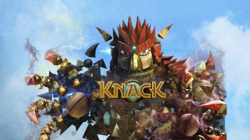 Jogo Knack contará com suporte para o PlayStation 4 Pro