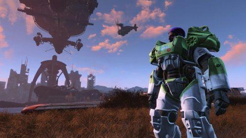 Sony e Bethesda se acertam e MODS serão liberados no PS4