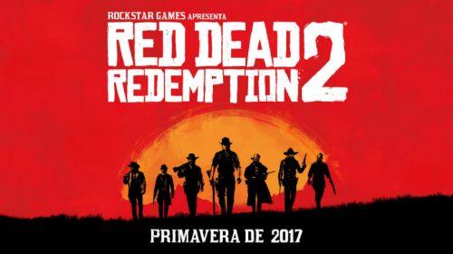 [Rumor] Red Dead Redemption 2 pode chegar em outubro, segundo loja