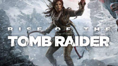 Atualização e problemas em Rise of the Tomb Raider