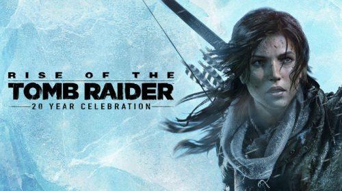 Notas que Rise of the Tomb Raider vem recebendo