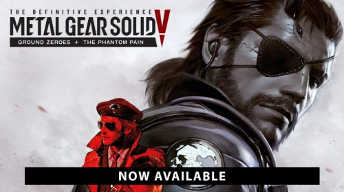 Metal Gear Solid V: The Definitive Experience - trailer de lançamento