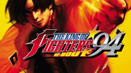 The King of Fighters 94 será lançado para PS4; outros clássicos vindo