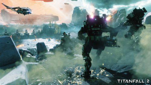Novo Titanfall poderá usar engine Frostbite, de Battlefield