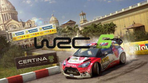 WRC 6 recebe trailer de lançamento; jogo já disponível