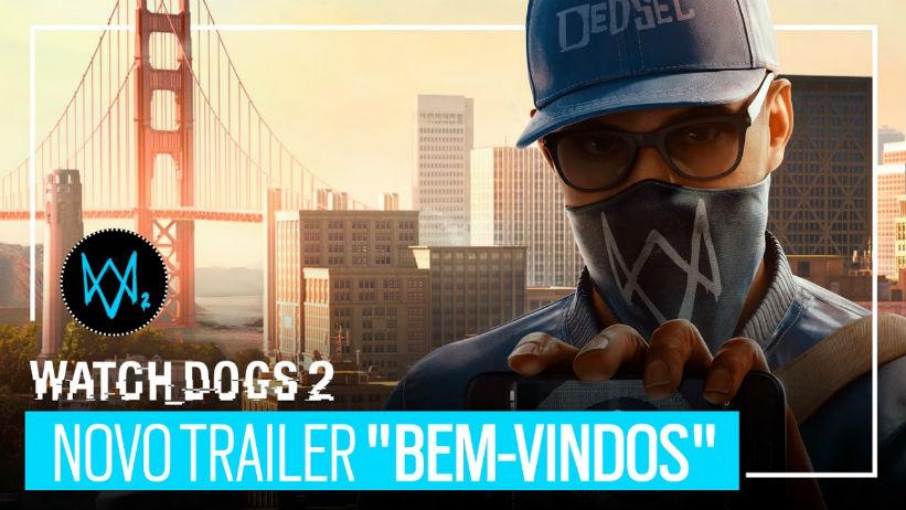Ubisoft revela como está dublagem brasileira de Watch Dogs 2