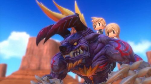 Novo trailer de World Of Final Fantasy mostra potencial do game
