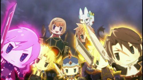 World of Final Fantasy mostra toda sua simpatia em versão anime