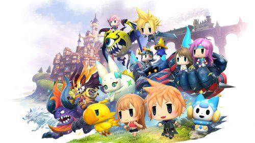 World Of Final Fantasy: Vale a pena?