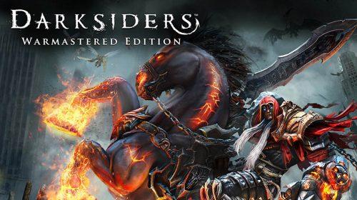 Darksiders: Warmastered chega ao Brasil com legendas em PT-BR