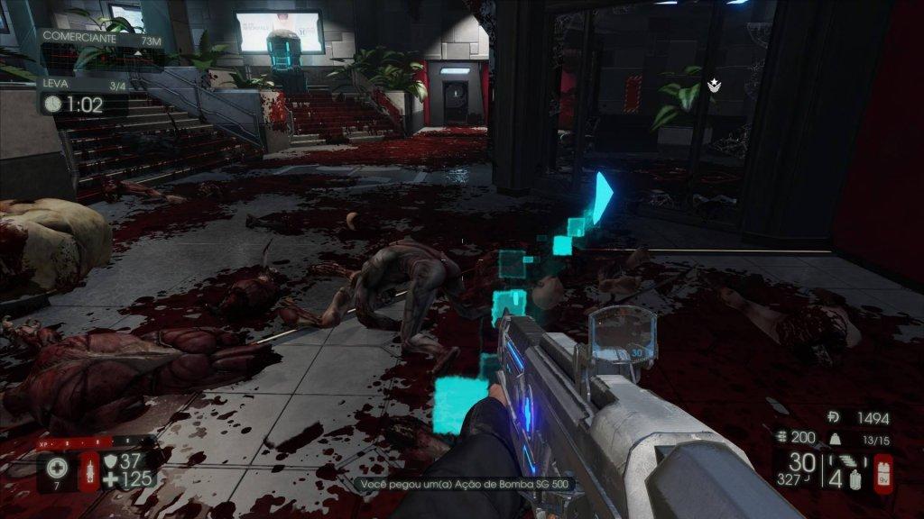 Killing Floor 2 é um jogo sobre matar monstros. Então, por que não o fazer ao som do bom e velho rock?