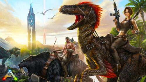 ARK: Survival Evolved ultrapassa 1 milhão de cópias no PS4