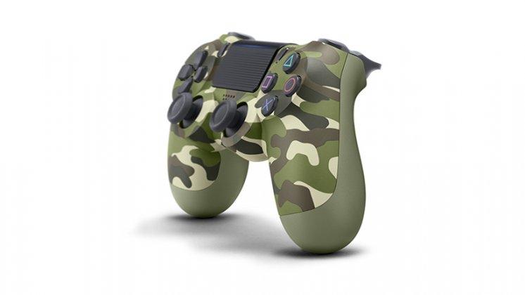 Green Camo: Sony anuncia nova cor para DualShock 4 2