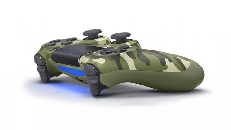 Green Camo: Sony anuncia nova cor para DualShock 4 3