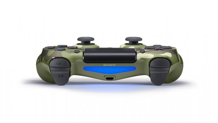 Green Camo: Sony anuncia nova cor para DualShock 4 4